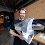 1st Aluminum Vertebra